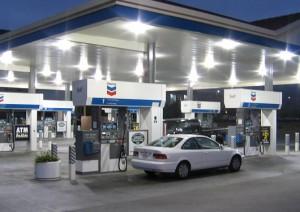 Benzin istasyonunda ingilizce diyaloglar