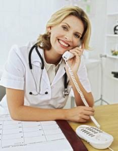 ingilizce eve doktor çağırma diyalogu